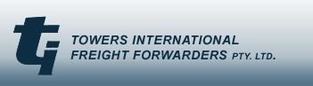 Towers International Freight Forwarders Logo